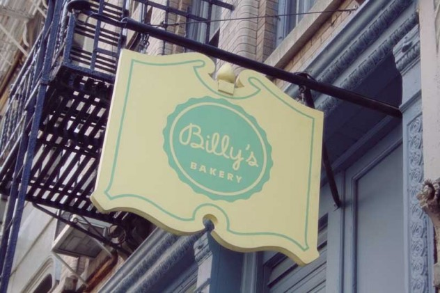 Billys Bakery New York Chelsea