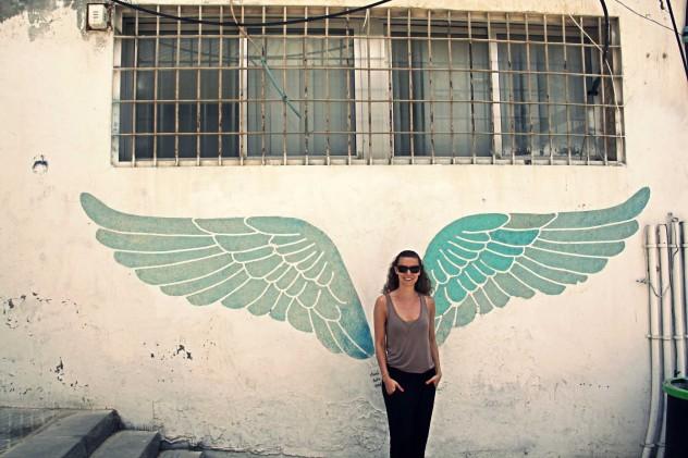 Israel Tel Aviv Streetart