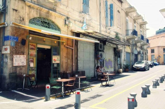 Israel Tel Aviv Jaffa Frühstück Reise