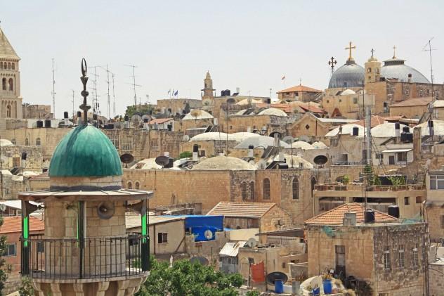 Israel Jerusalem Reise