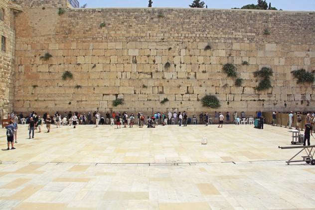 Jerusalem Israel Reise Religionen Klagemauer