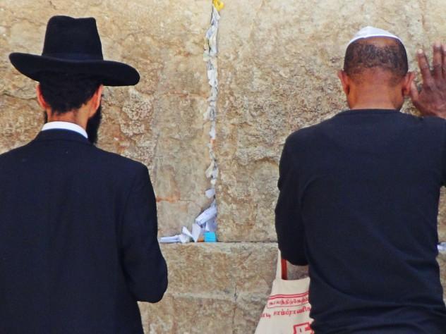 Israel Jerusalem Klagemauer Judentum