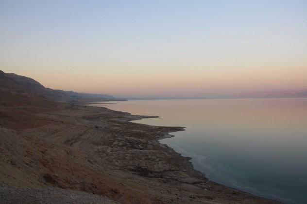 Israel Reise Totes Meer