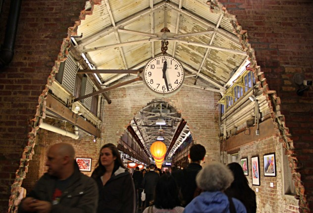 Chelsea Market New York Eating Shops