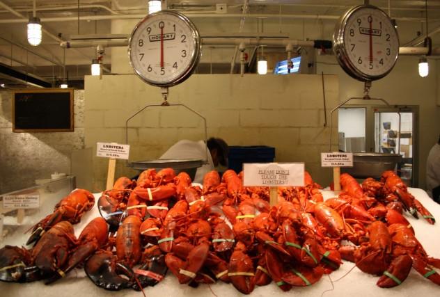 Lobster New York Chelsea Chelsea Market