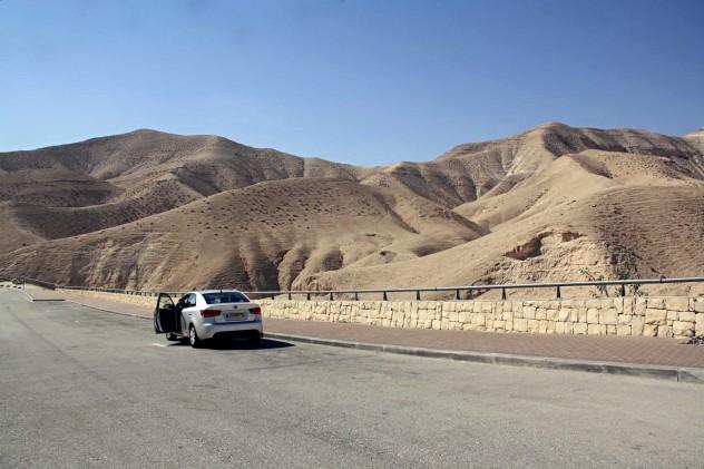 Israel Tel aviv Jerusalem Reise Mietwagen Highway 1