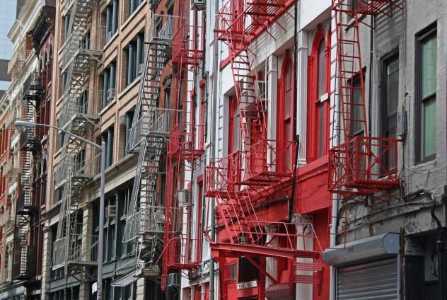 Feuerleiter New York