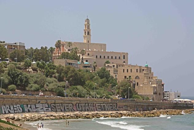 jaffa Tel aviv Uhrturm