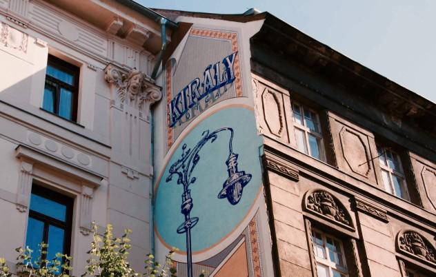 Budapest Kiraly Street Art
