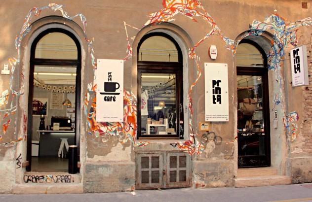 Roadtrippin Budapest Printa Shop