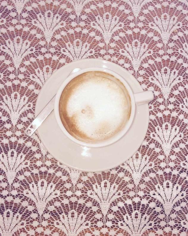 Roadtrippin Budapest Kaffee