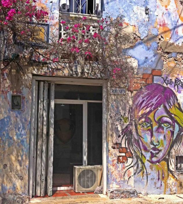Roadtrippin Kolumbien Cartagena Streetart Getsemani Viertel