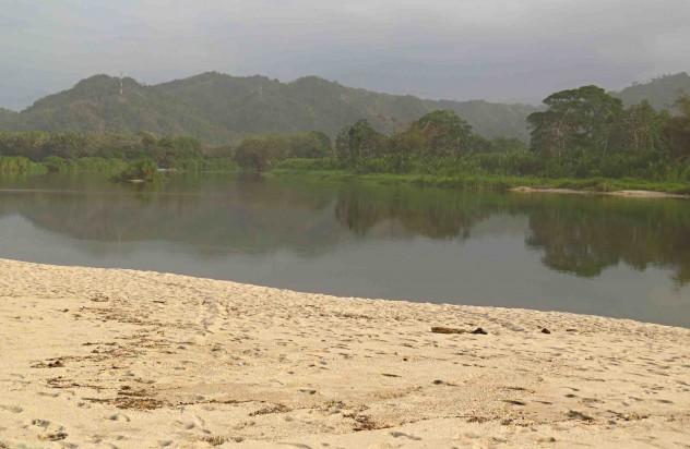 Roadtrippin Kolumbien Palomini Fluss