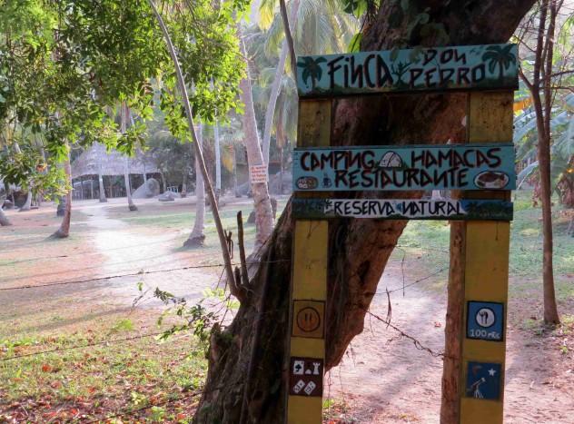 Roadtrippin Kolumbien Tayrona Park Camping