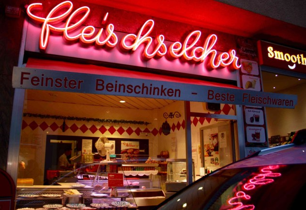 Roadtrippin Wien Fleischerei Fleischselcher
