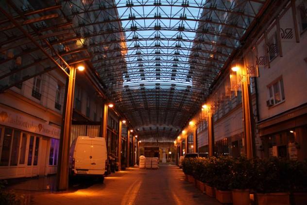 Roadtrippin Wien Passage Ringstraßen Galerien