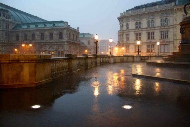Roadtrippin Wien Innenstadt auf der Albertina