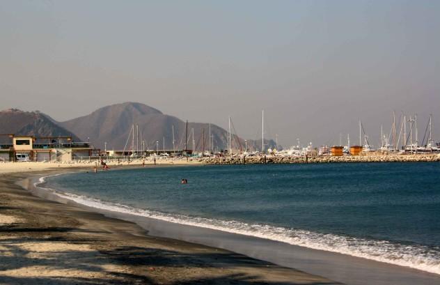 roadtrippin kolumbien santa marta_beach