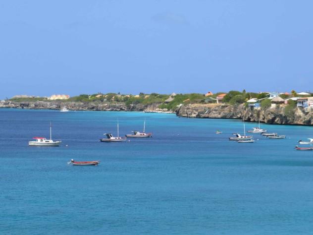 boote strand karibik insel