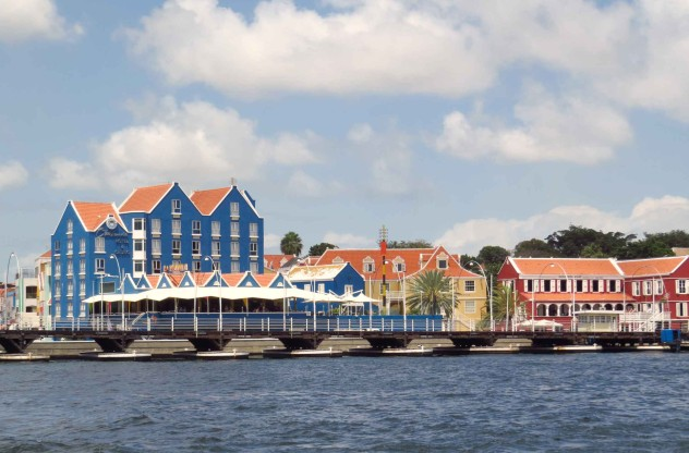 Willemstad curacao little amsterdam