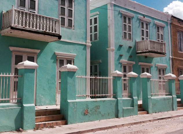 willemstad_houses curacao
