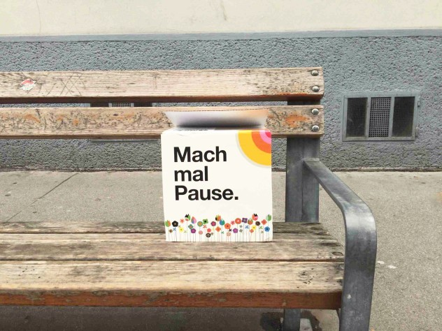 3Pause-Box Bus Haltestelle