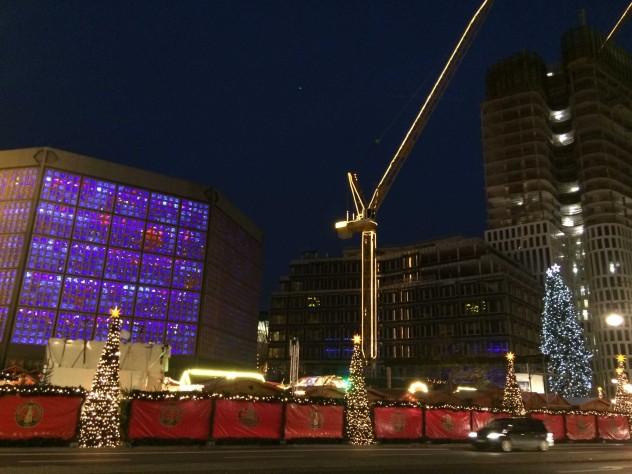 Kudamm Berlin Weihnachten Weihnachtsstimmung
