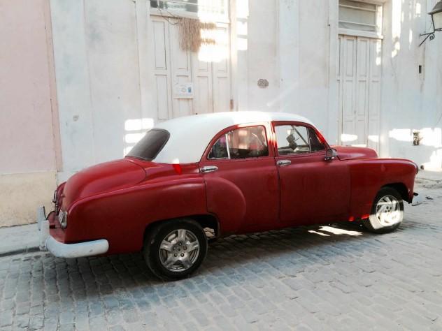 Havanna Street Oldtimer