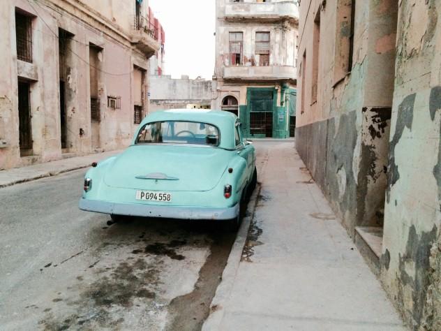 Havanna Streetlife Oldtimer