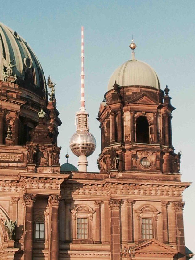 Berliner Dom Fernsehturm Museumsinsel