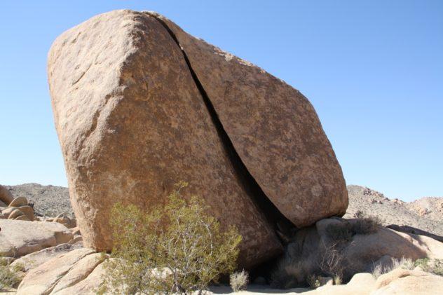split rock