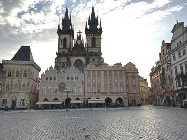 altstadter ring teynkirche