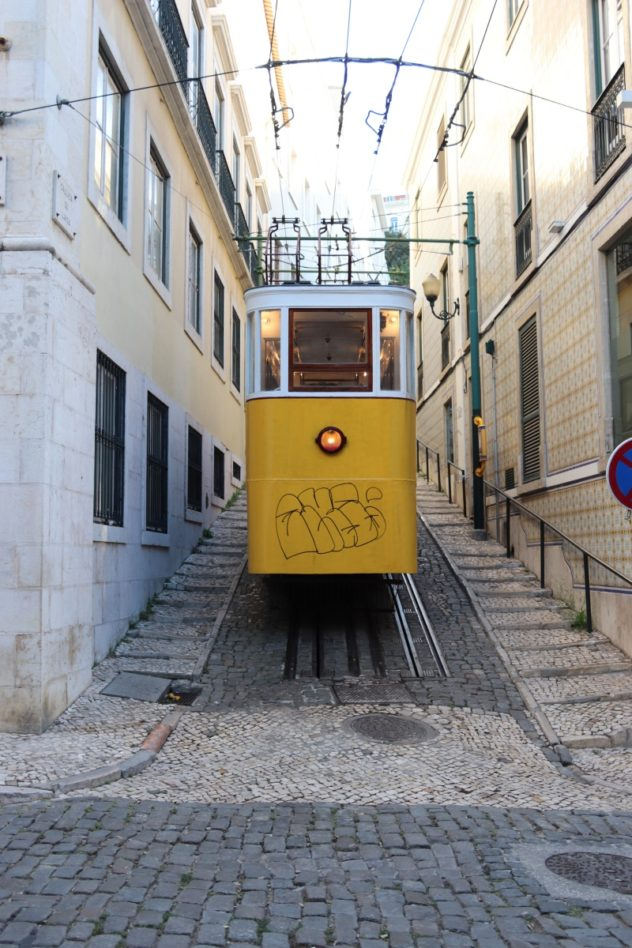 Lissabon Tramway