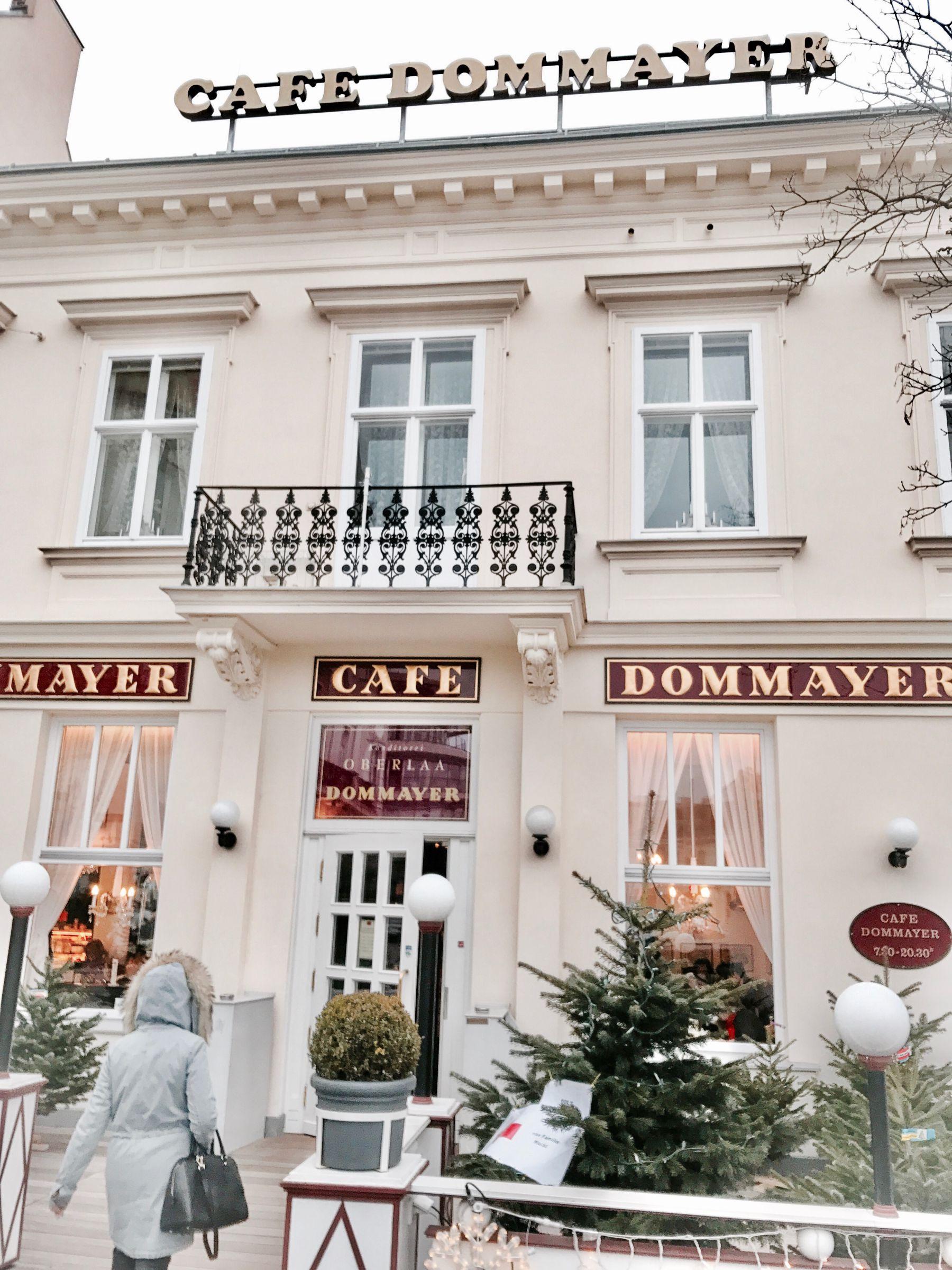 Cafe Dommayer Wien